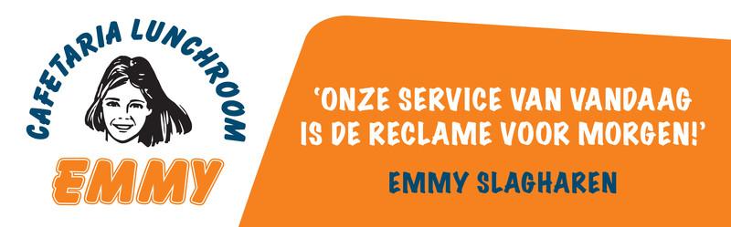 Sponsoren - Vogelzang Stal 26 Emmy Slagharen